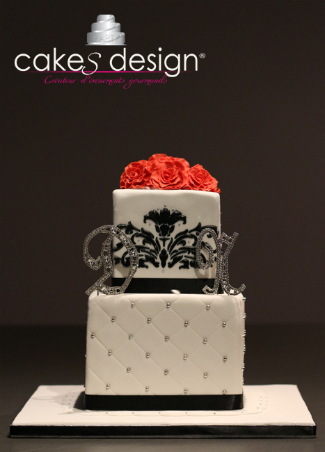 Cake Design Toulouse : Realisations - Cakes design
