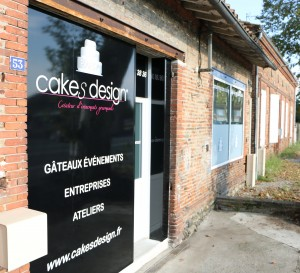 cakes design toulouse