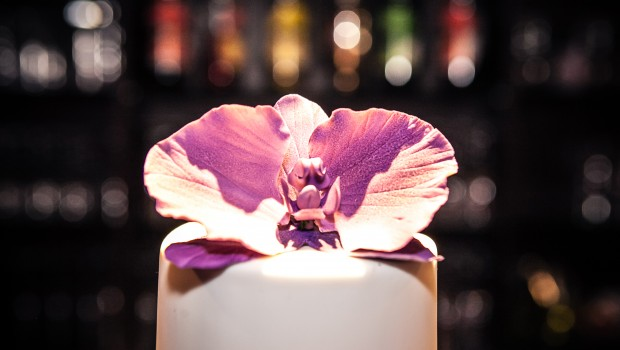 Wedding cake – Orchidée vanda